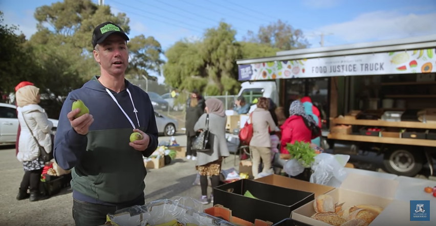 """When a social enterprise turns into a """"Food Justice Truck"""""""